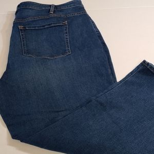 Lane Bryant Plain Pocket Jeans